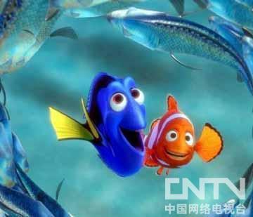 《海底总动员3d》