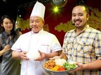 """Chefs chinos visitan Australia para """"Celebración en Sidney por el Año del Dragón"""""""