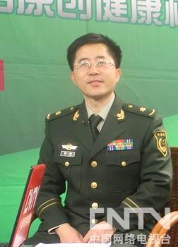 武警总医院肿瘤二科主任黎功
