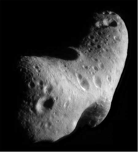 小行星(资料图)