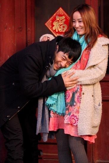 《一日夫妻百日恩》中郭晓冬和赵子琪