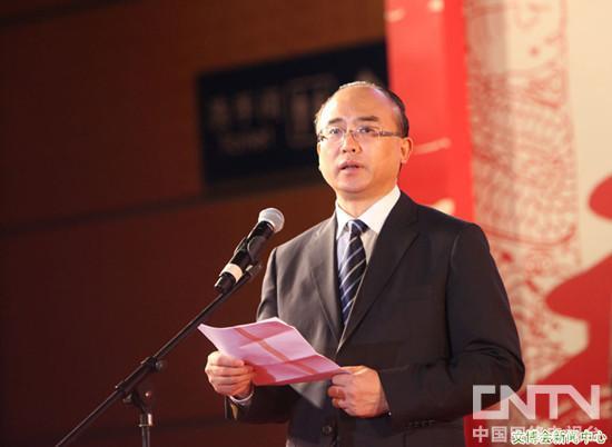 深圳市委副书记、市长许勤主持第八届文博会开幕式