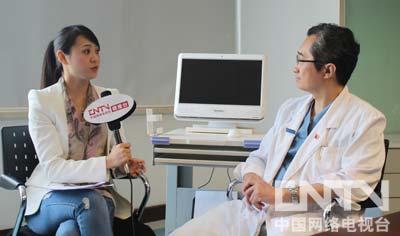 健康有约专访北京友谊医院副院长张澍田