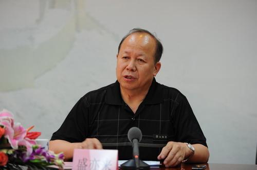 CCTV少儿频道总监盛亦来