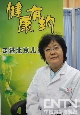 北京儿童医院消化内科主任医师董丽娟