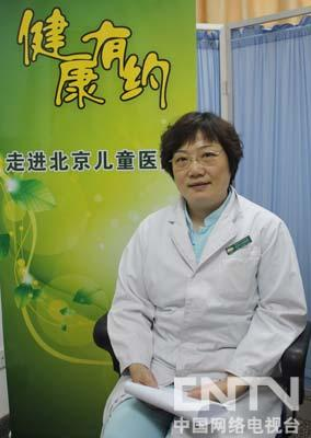 北京儿童医院内分泌科主任医师副教授吴玉筠