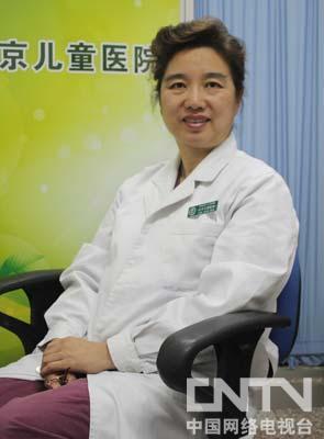 北京儿童医院耳鼻喉科主任医师特级专家张亚梅