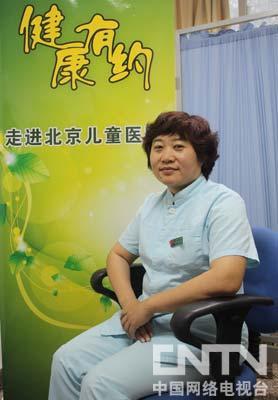 北京儿童医院中医科主任医师柳静