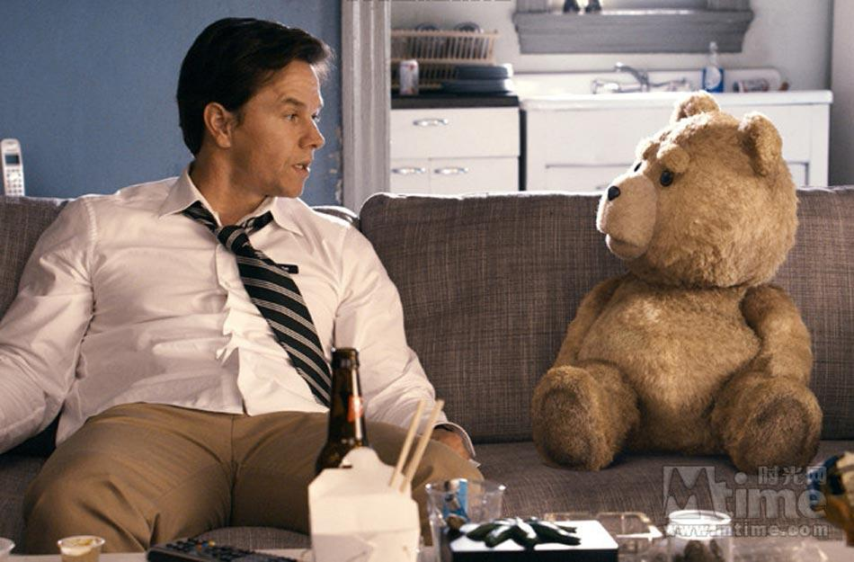 电影 沃尔伯格/图为电影《泰迪熊》剧照。来源:时光网...