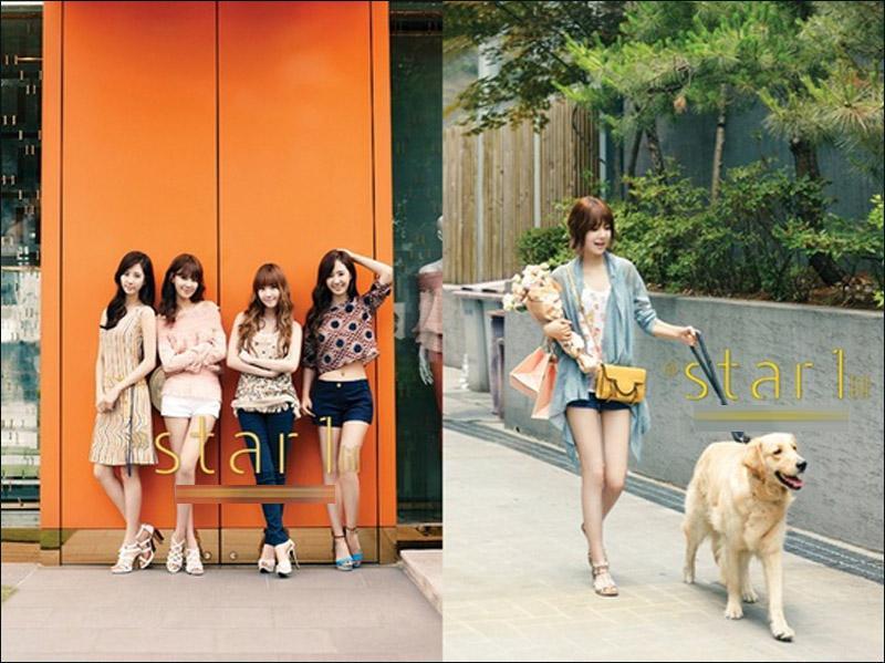 少女时代四成员演绎青春版欲望都市 点亮夏日