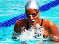 Diccionario Olímpico--la disciplina de la natación a braza femenina de 200 metros