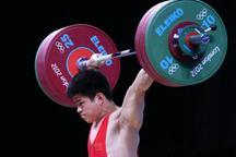 China´s Lin Qingfeng wins men´s 69kg weightlifting gold at Olympics