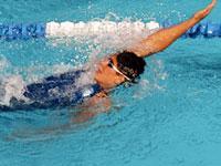 Diccionario Olímpico--Natación: 100 y 200 metros espalda masculino