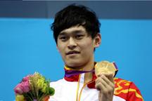 Chinese Sun Yang wins Olympic men´s 1,500m free gold