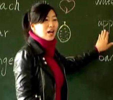 最美乡村教师邓丽