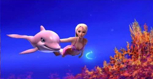 芭比彩虹仙子之人鱼公主(点击观看)
