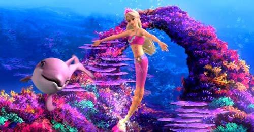 芭比之美人鱼历险记(点击观看)
