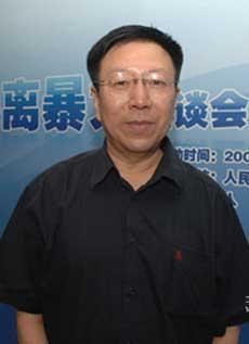 中国人民大学社会学教授 周孝正