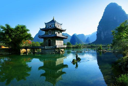 澄碧湖风景区,百色起义纪念公园,敢壮山,德保枫树林公园,吉星地下长廊