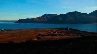 荒凉、静寂的斯瓦尔巴德群岛