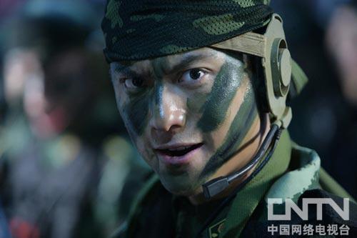 《中国特警》主要表现中国武警特警部队的
