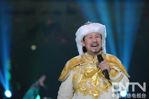 腾格尔《蒙古人》