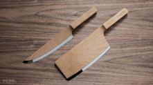 Maple Set 木质结构刀