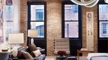 曼哈顿Tribeca Loft设计