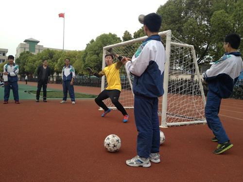 [跟5一起跑]宏志班不同寻常的体育课