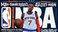 Rivista NBA 封面设计