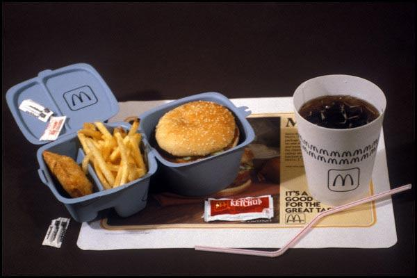 创意快餐盒图片