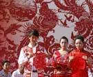 第二届中国剪纸创意文化节在辽宁本溪举行