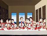 Zeng Fanzhi devient l´artiste vivant le plus cher de Chine