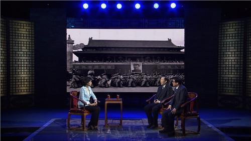 为了保卫毛泽东,周恩来等人的安全,为了保障开国大典的成功,我隐蔽战