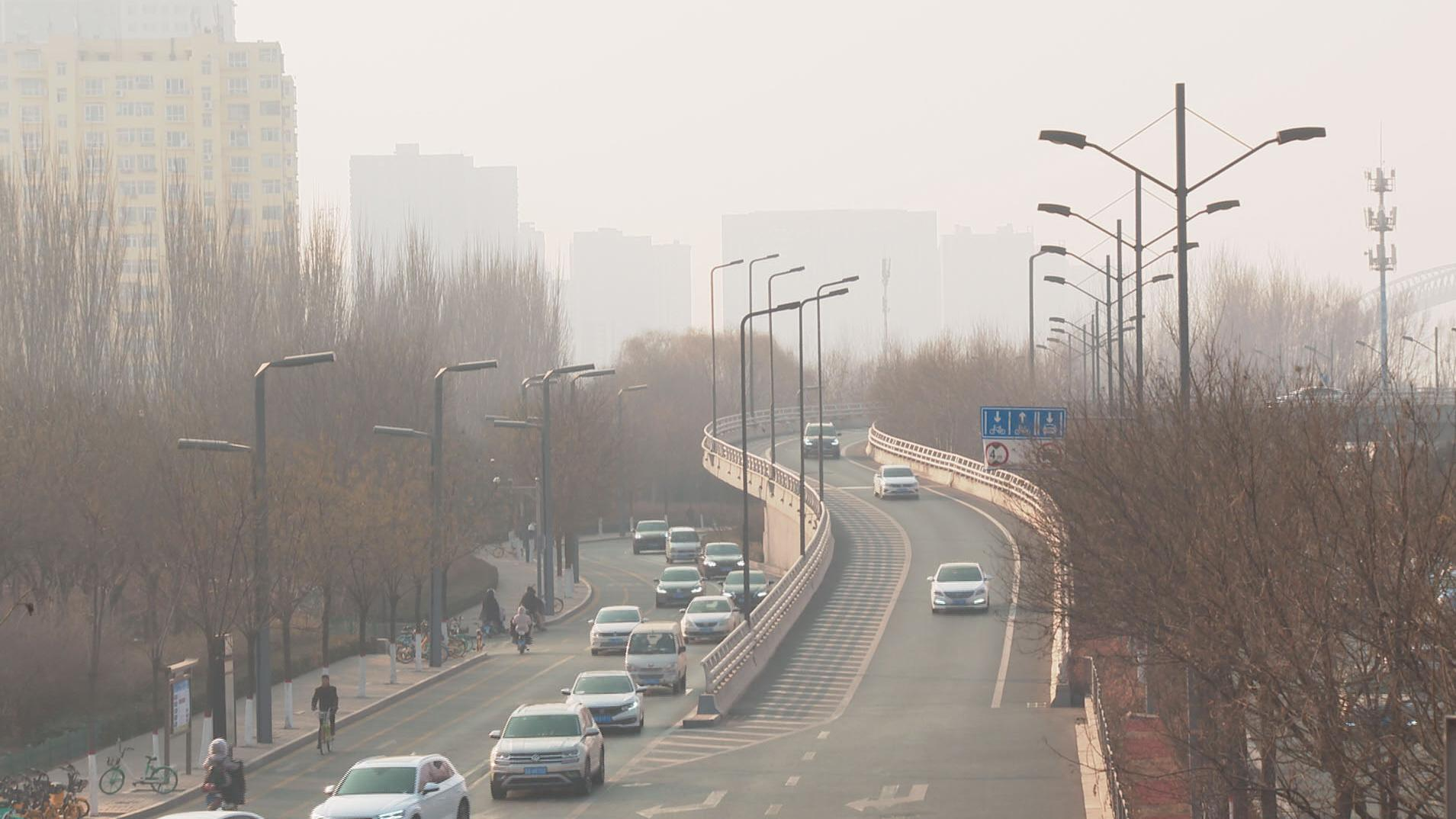 重污染天气橙色预警!山西多地采取应急减排措施