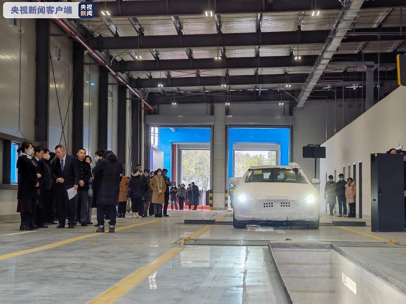 全流程仅需10分钟!全国综保区首条进口汽车检测线上海启用