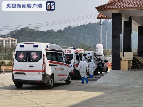 云南瑞丽首批8名新冠肺炎患者治愈出院 将继续隔离观察
