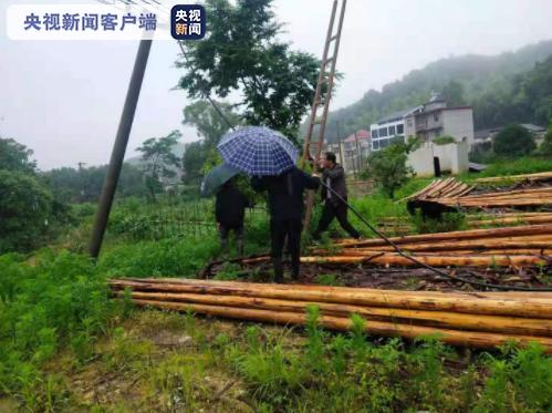 江西洪涝灾害已致56.2万人受灾 直接经济损失3.8亿元插图(1)