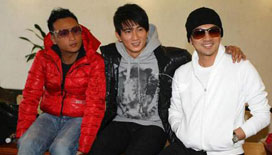 """Little Tiger Trio"", twenty years´ waiting"