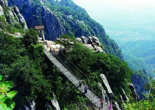 """The Center of Heaven and Earth"" in Dengfeng became a new member on the World Heritage list"