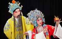 Kunqu Opera master Cai Zhengren