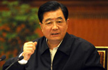 President Hu urges effective efforts over A/H1N1 flu