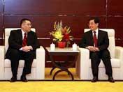 Hu Jintao expresa su apoyo al nuevo gobierno de Macao