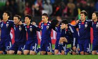 Paraguay derrota a Japón por la vía de los penales