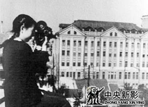 <br>新中国第一代女摄影师