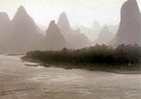 1989年《烟雨漓江》