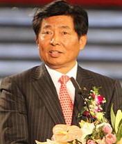 中远集团总裁魏家福获奖感言