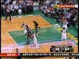 2010/2011赛季NBA常规赛 热火-凯尔特人 第2节