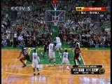 2010/2011赛季NBA常规赛 热火-凯尔特人 第4节