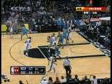 2010/2011赛季NBA常规赛 黄蜂-马刺 第3节